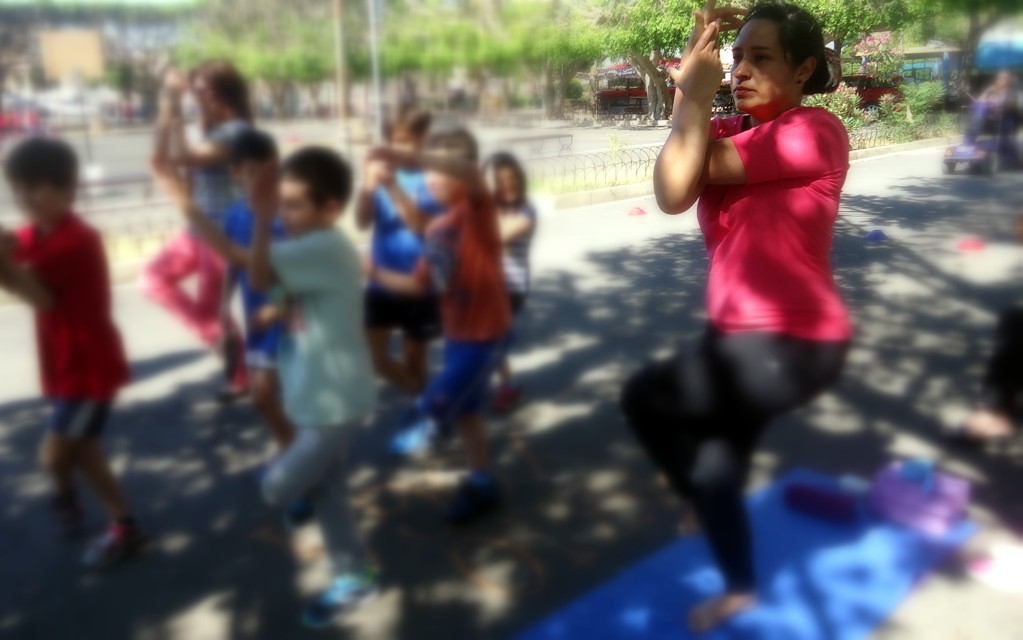 Benefici dello yoga per bambini