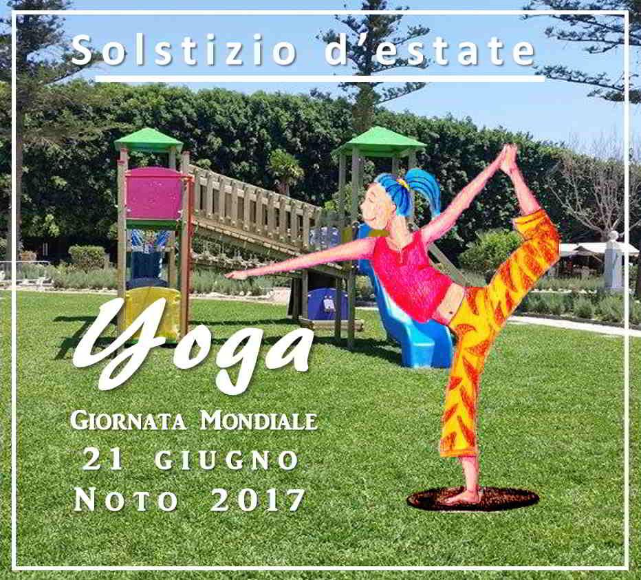 solstizio d'estate giornata mondiale dello yoga