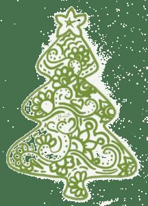 Mandala Albero Di Natale 2018