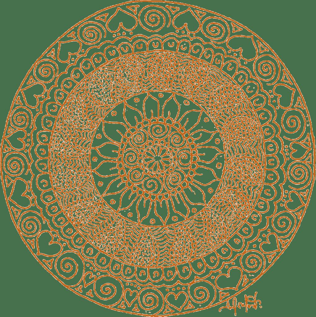 Mandalla Coloring
