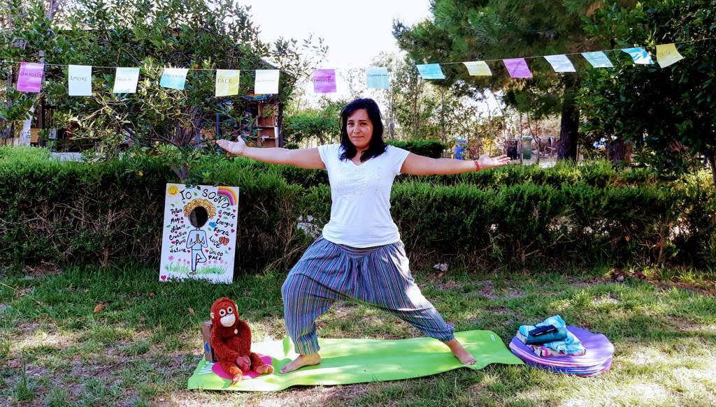 YogaDay Terra di Pace, bambini yoga