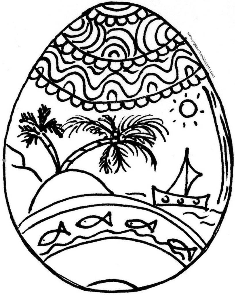 Mandala Ovetto Mare