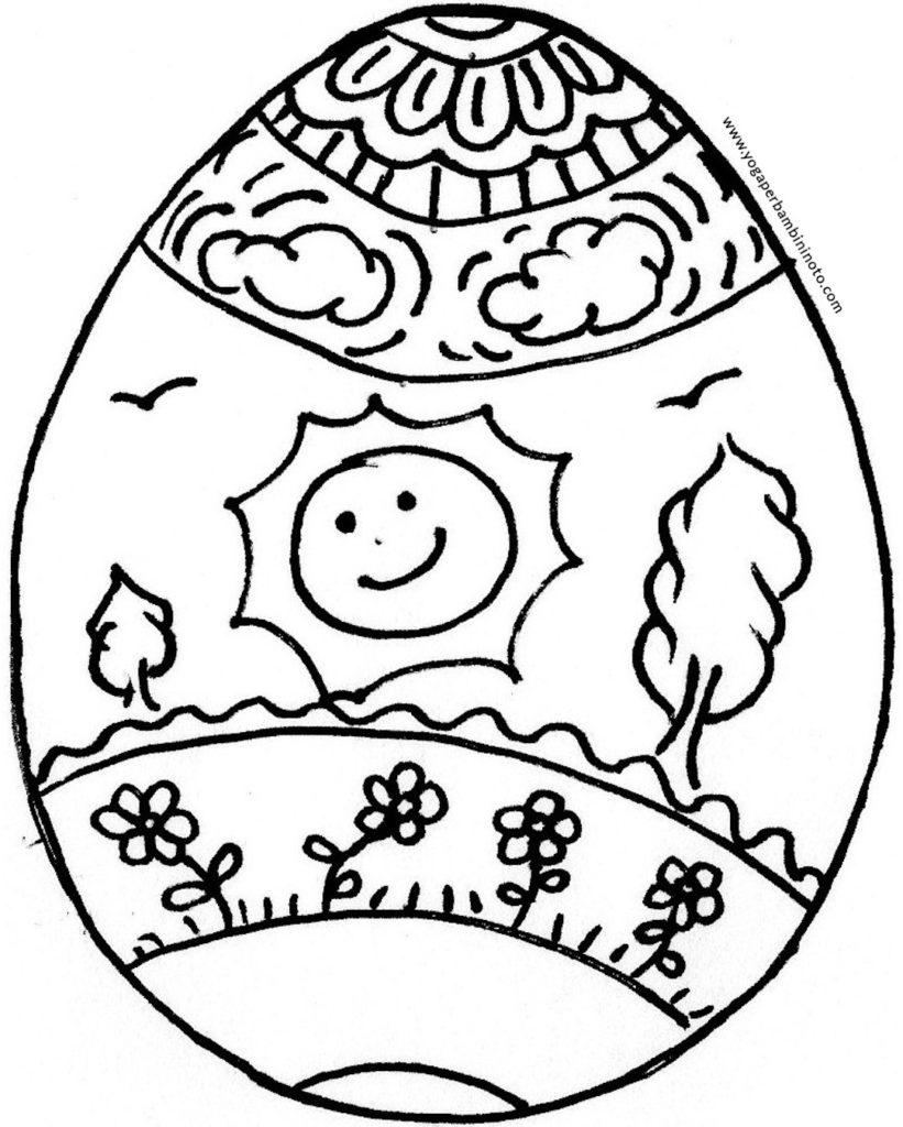 Mandala Ovetto Sole