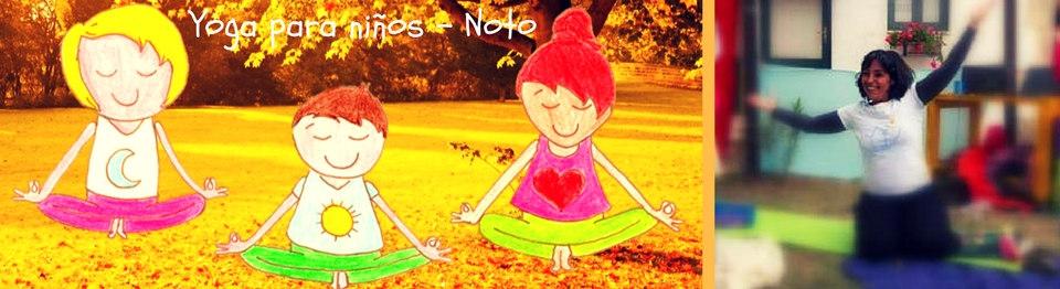 Yoga para niños en Noto