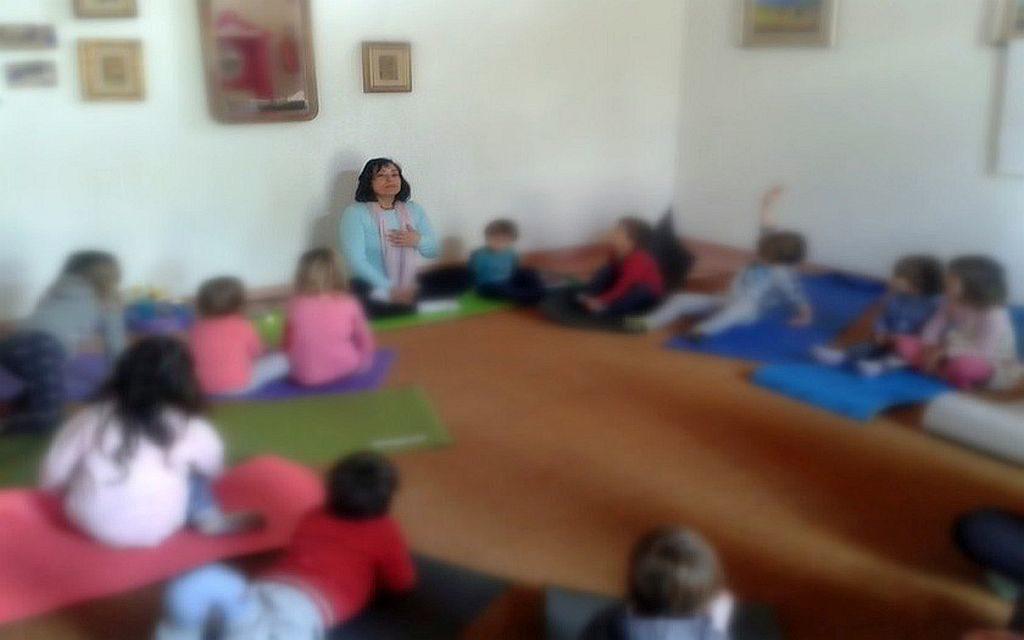 Yoga per bambini Noto