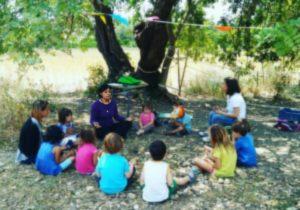 Yoga per bambini Noto il Carrubbo