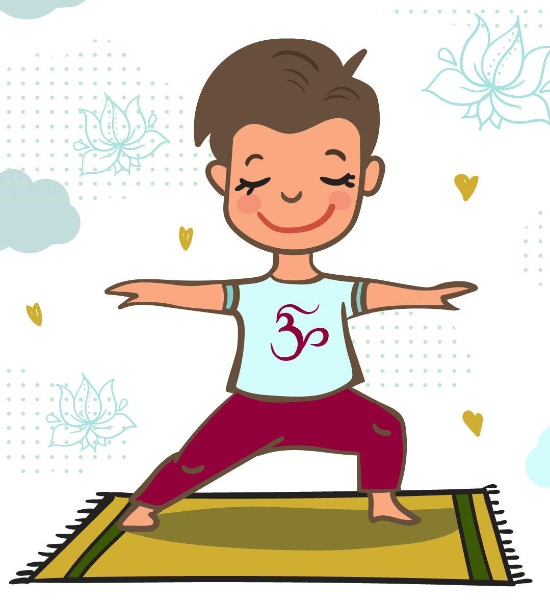 Meditazione veloce per i bambini