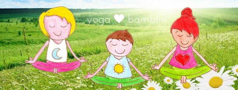 Yoga per bambini noto - primavera 2017