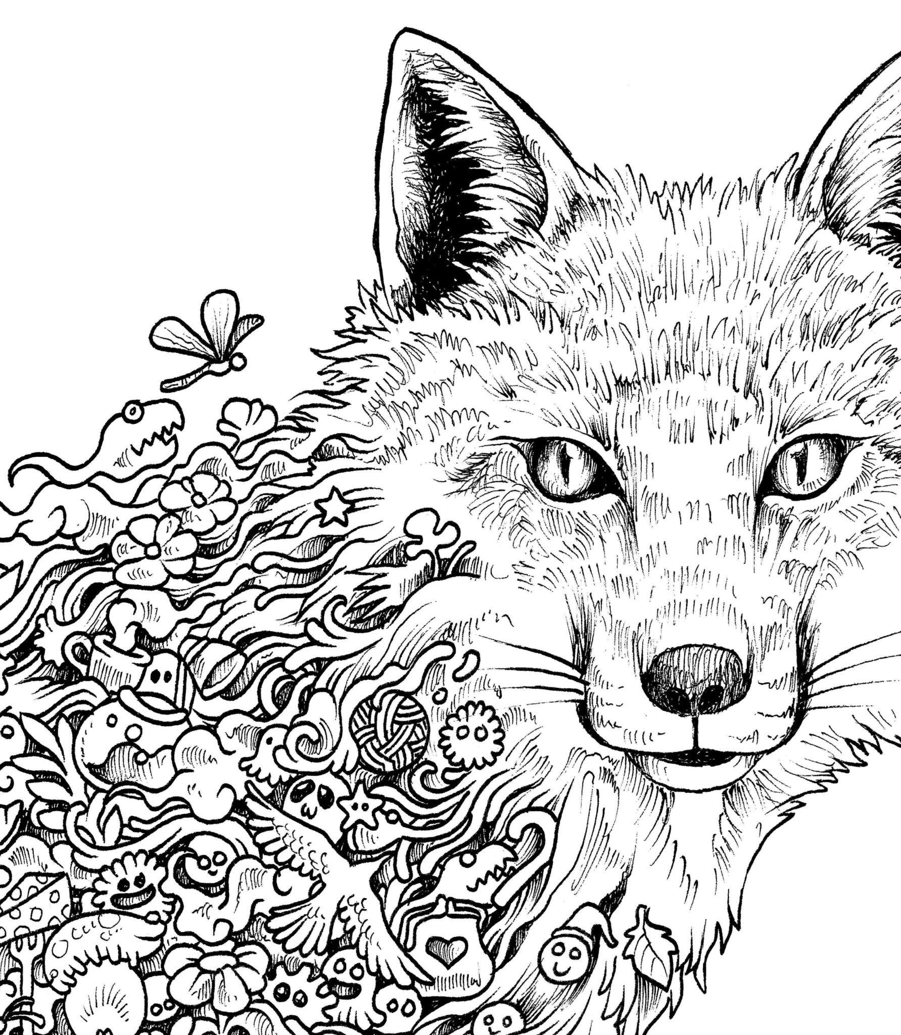 Mandalla Fox